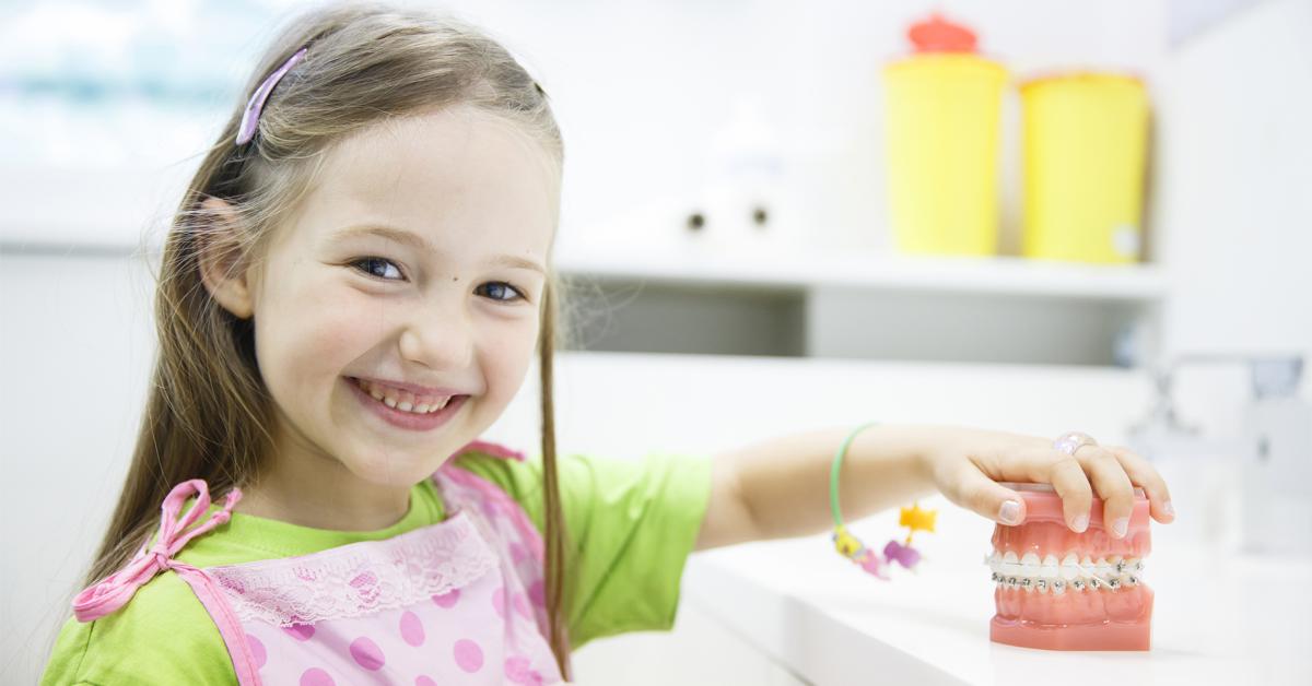 Ortodontia e ortopedia facial na infância e na adolescência