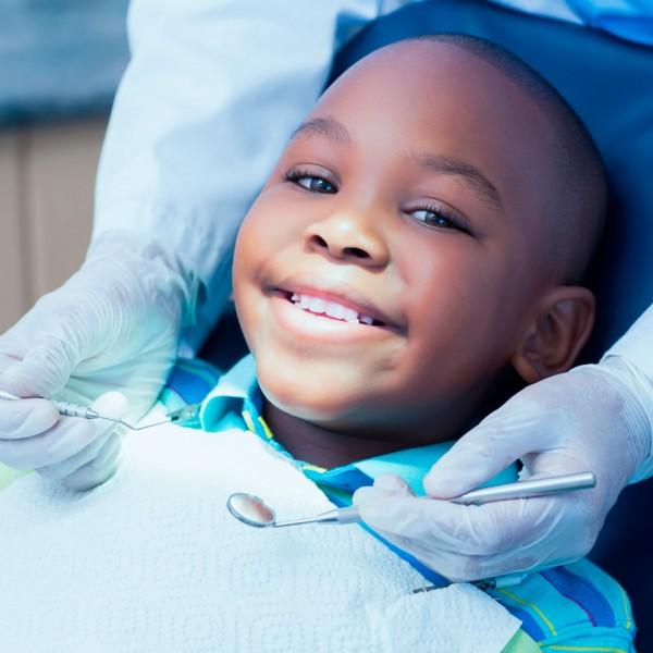 Odontopediatria – a saúde bucal infantil